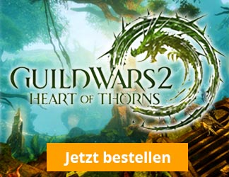 Guild Wars 2 Heart of Thorns Ad