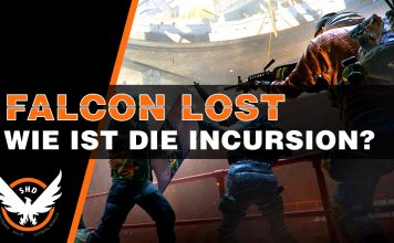 the division rogue radio falcon lost, operation isac, zerbrochener kreis